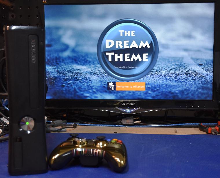 Xbox 360 RGH Trinity For Damien Jackson | By Tony Mondello