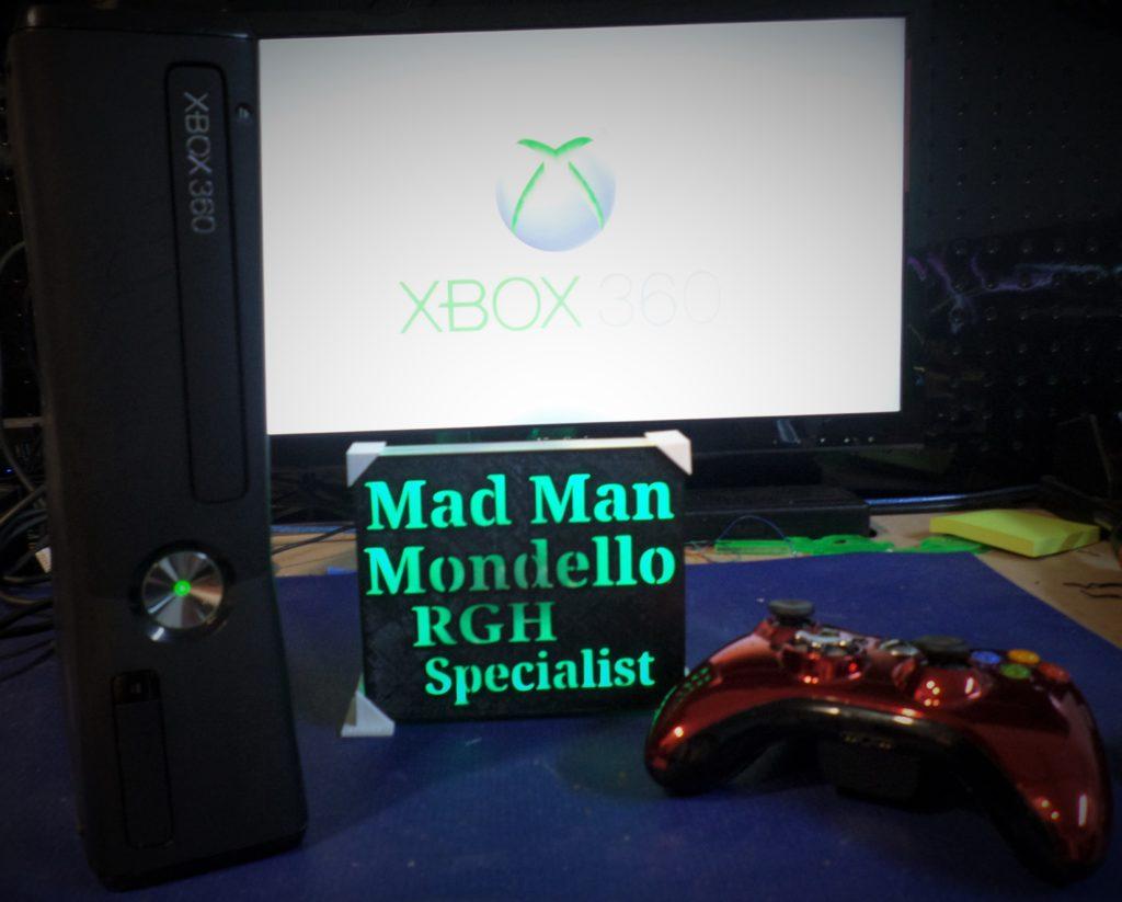 Rgh Slim Xbox 360