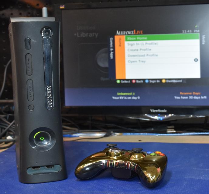 Xbox 360 2nd generation RGH