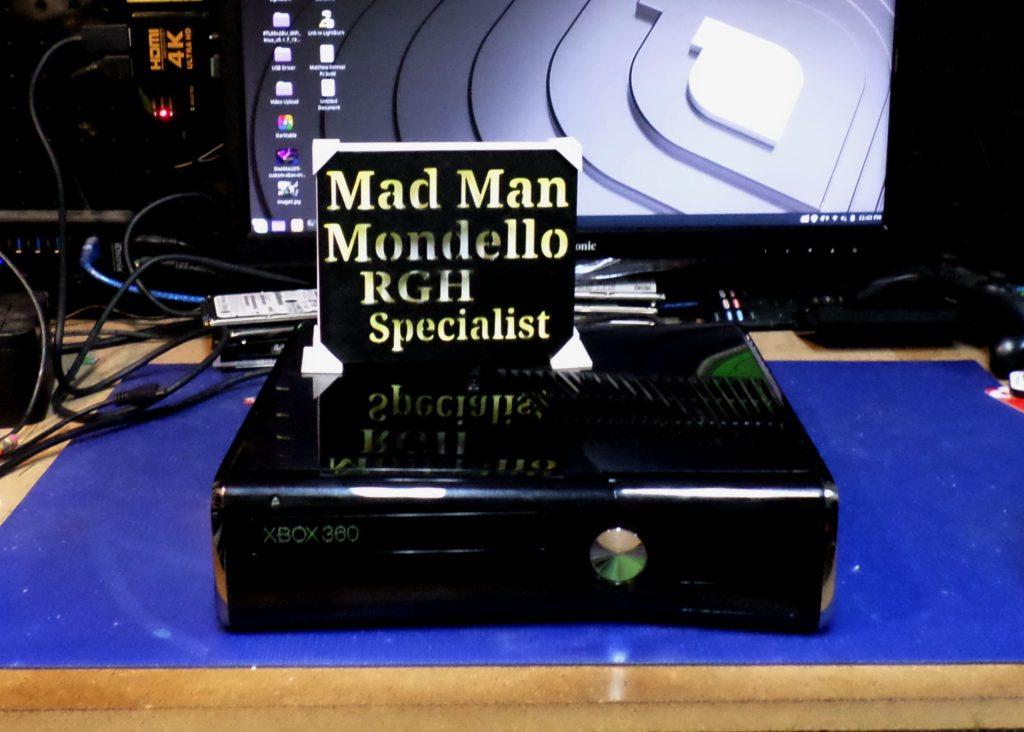 Xbox 360 Slim Rgh For Dale Aber | By Tony Mondello