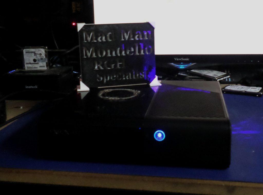 Xbox 360 Rgh Slim E for Dj Hunter | By Tony Mondello