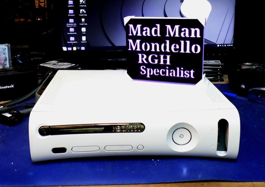 Xbox 360 Rgh Fat For Isaiah Mejia | By Tony Mondello