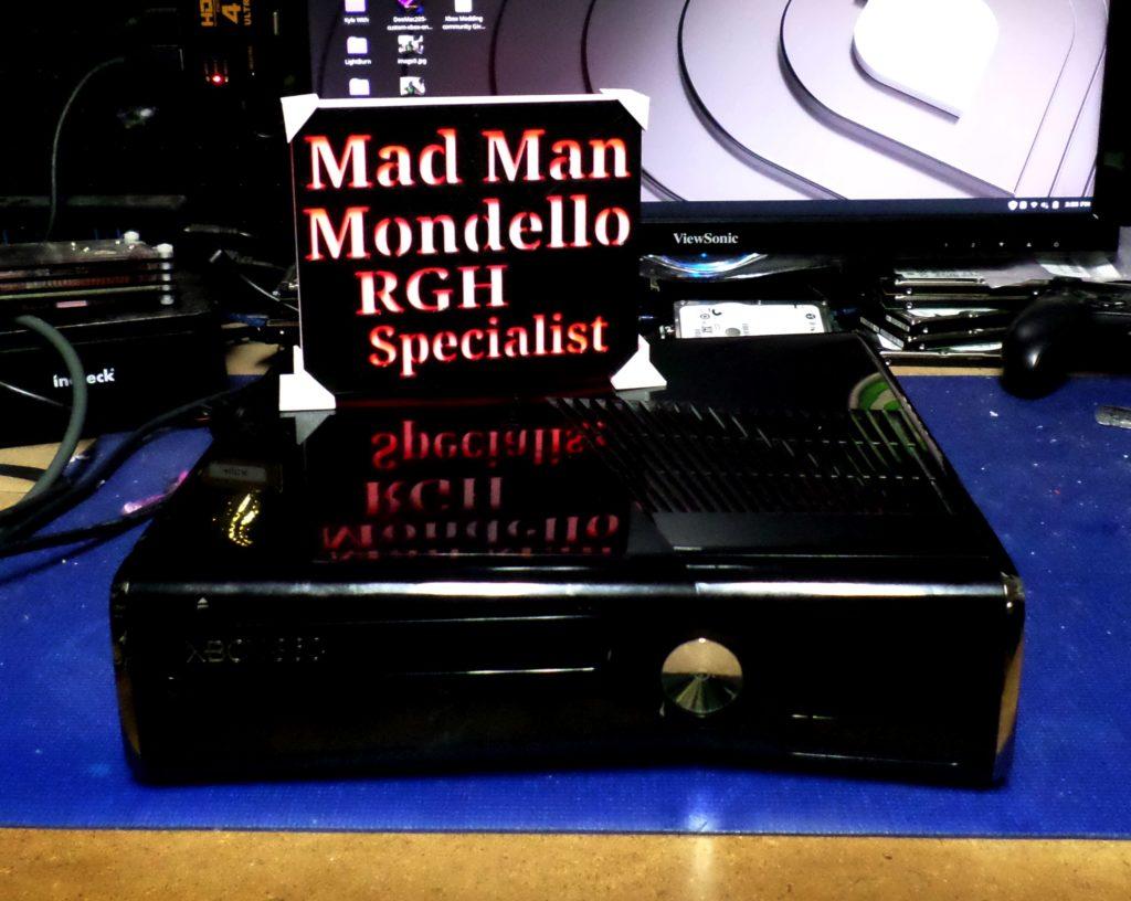 Recent Work and Custom Consoles | Custom Xbox Consoles by Tony Mondello