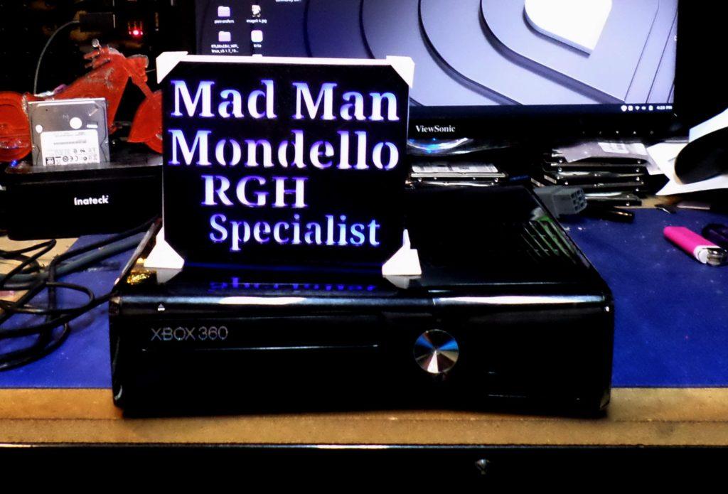 Madman Mondello | Page 2 of 26 | Custom Xbox Consoles by