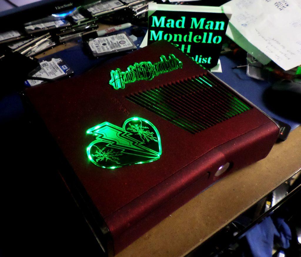 Xbox 360 Rgh Custom