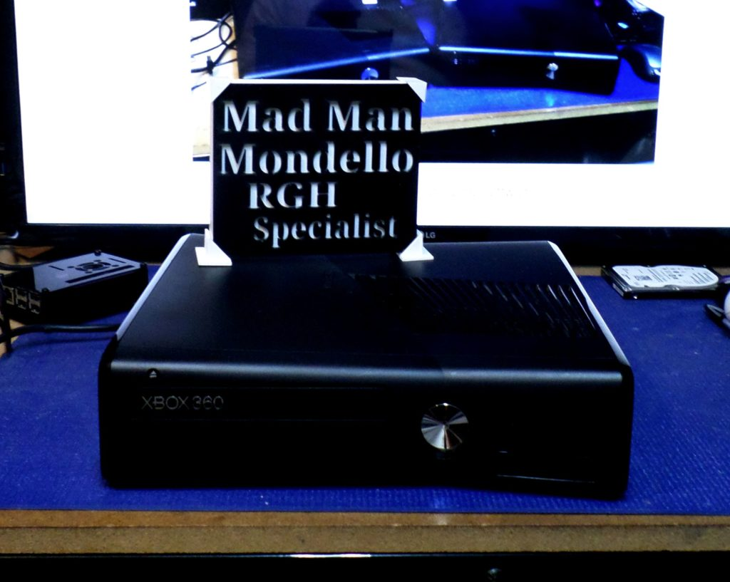 Xbox 360 Rgh Modded Console