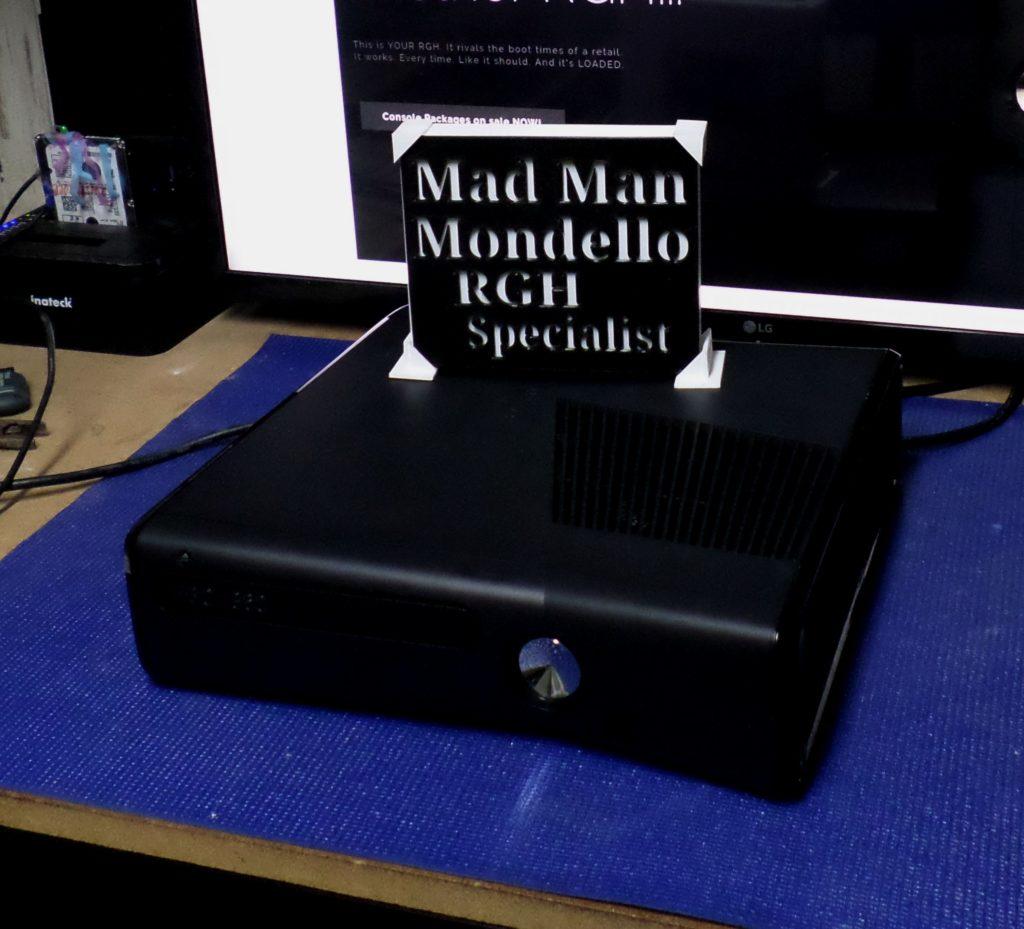 Xbox 360 Modified Rgh