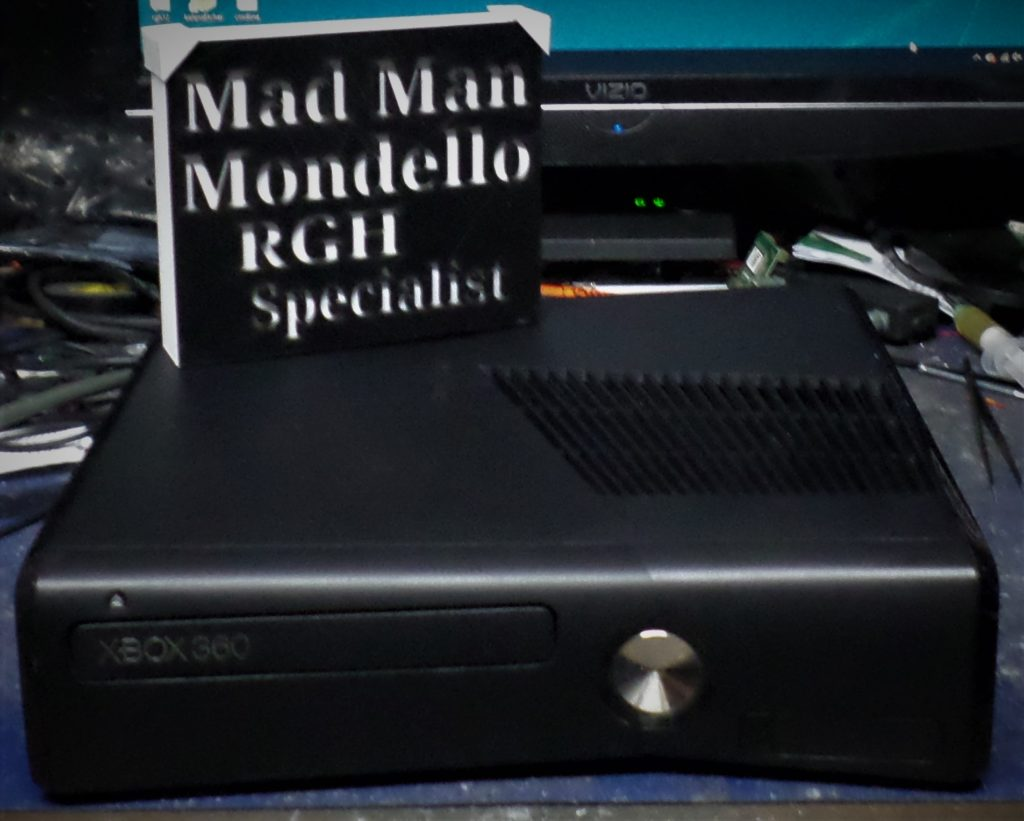 Xbox 360 Modified Console