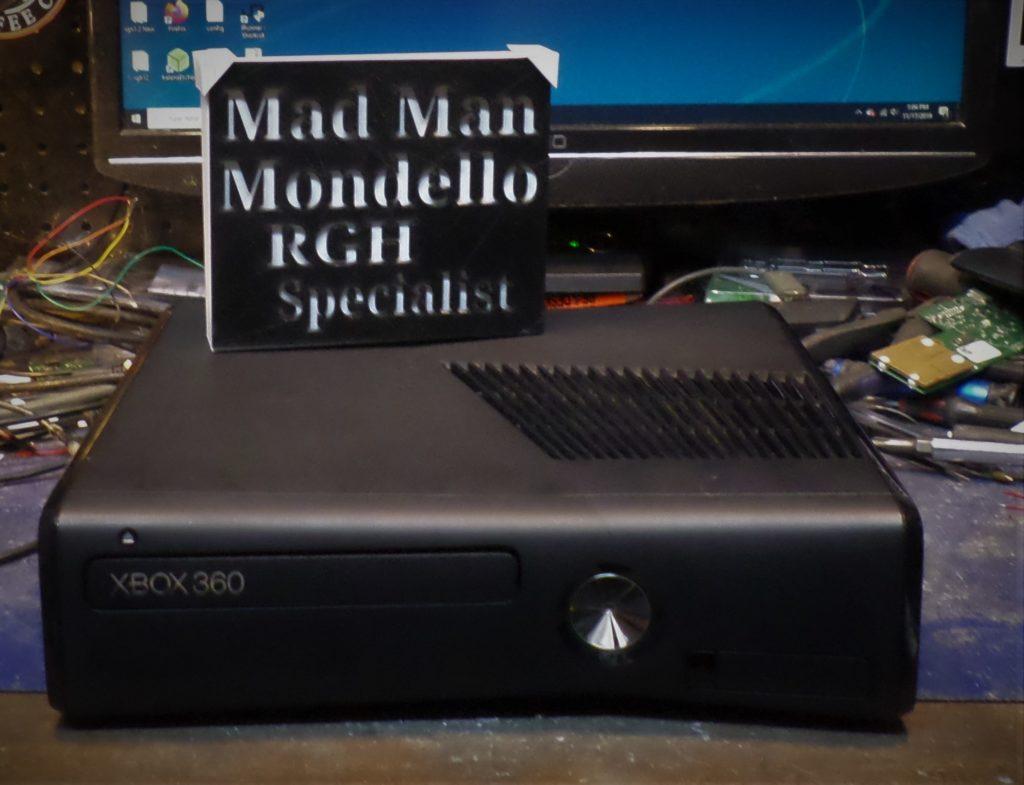 Modded Xbox 360 Rgh