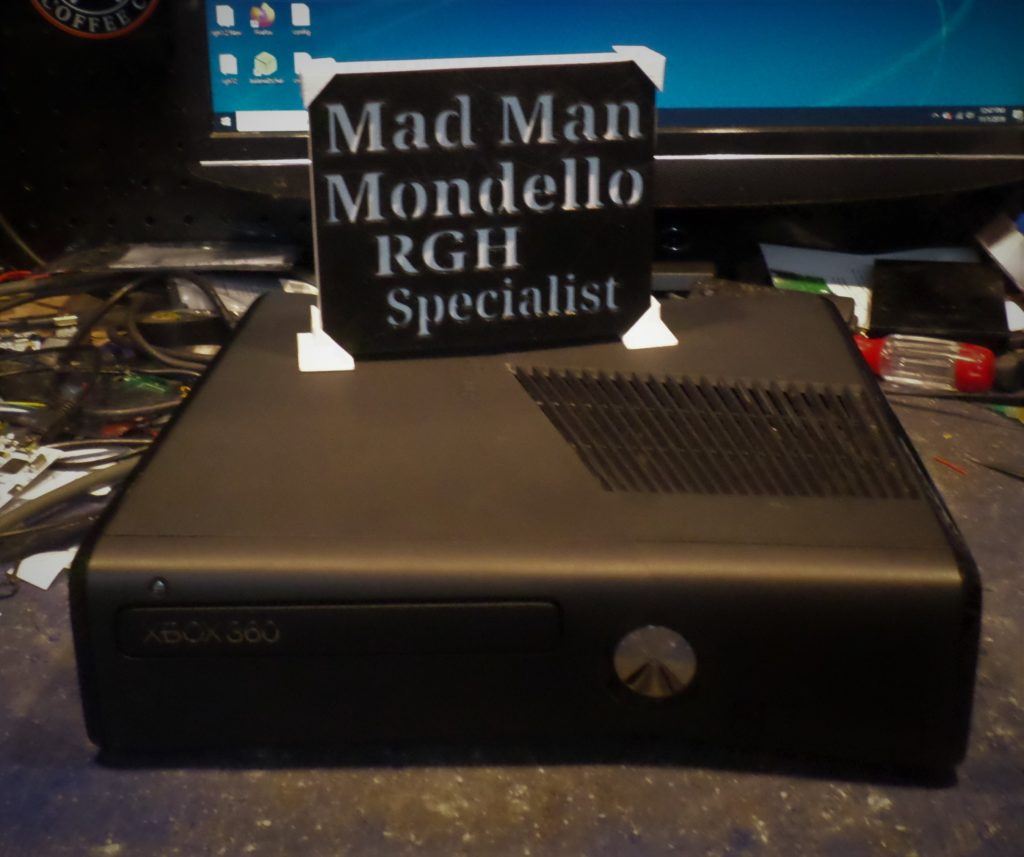 xbox 360 rgh modified
