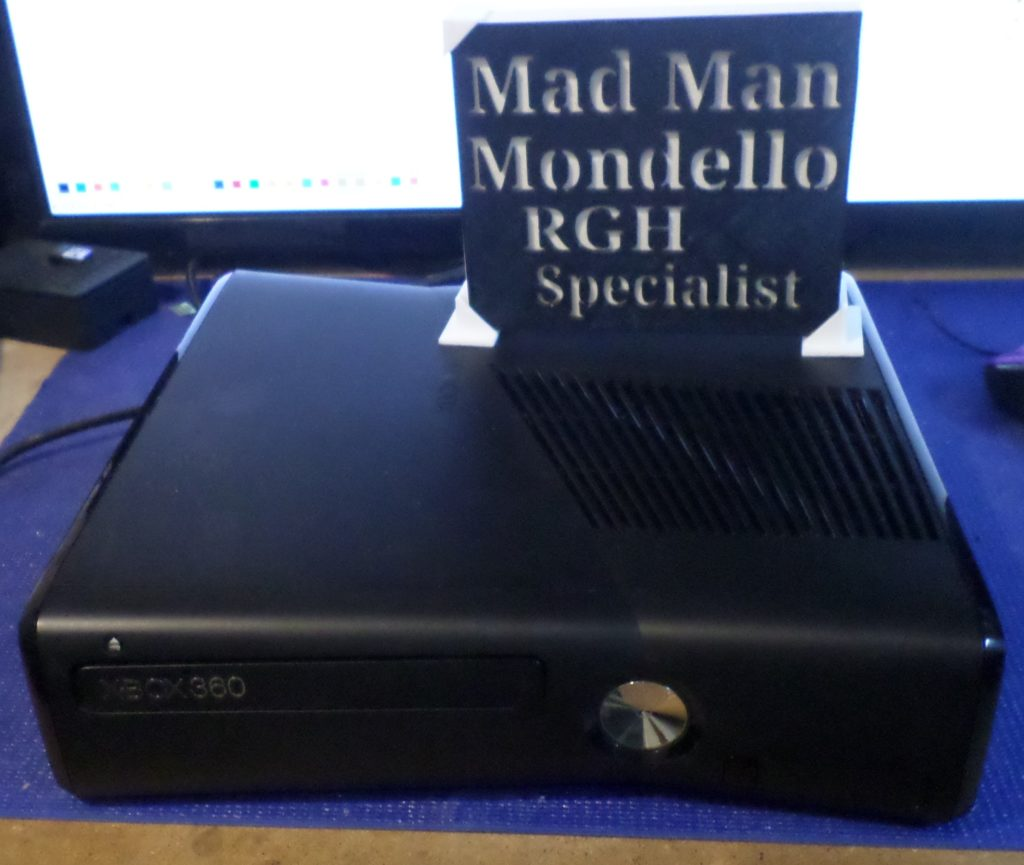Xbox 360 Moded Rgh Console