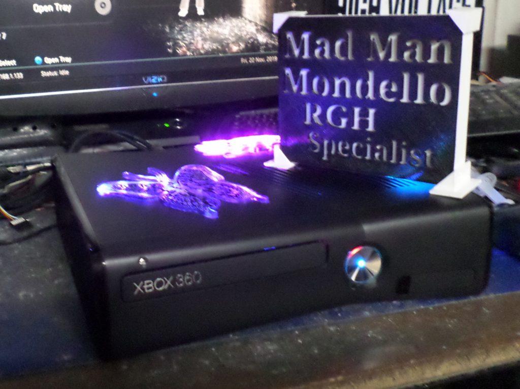 Xbox 360 Modded Rgh