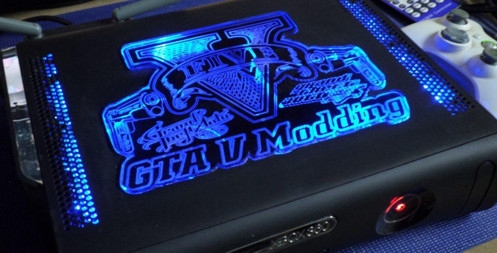 Xbox 360 Modding Console Rgh