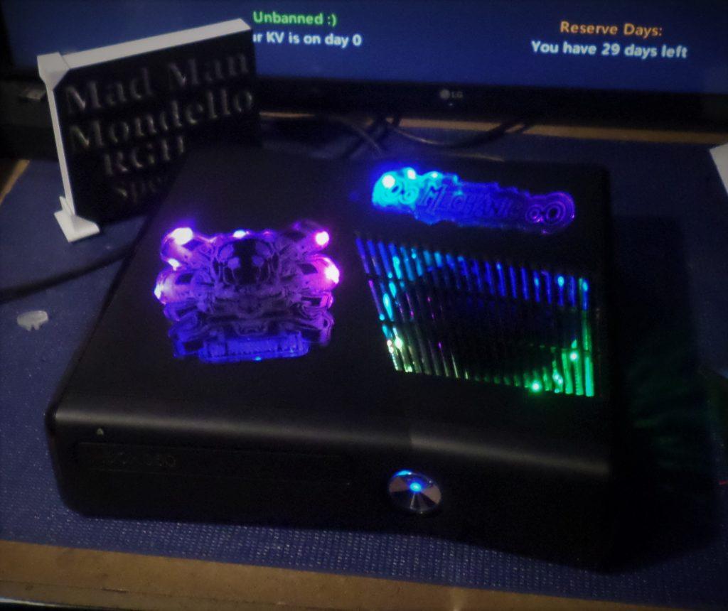 Xbox 360 Modified console