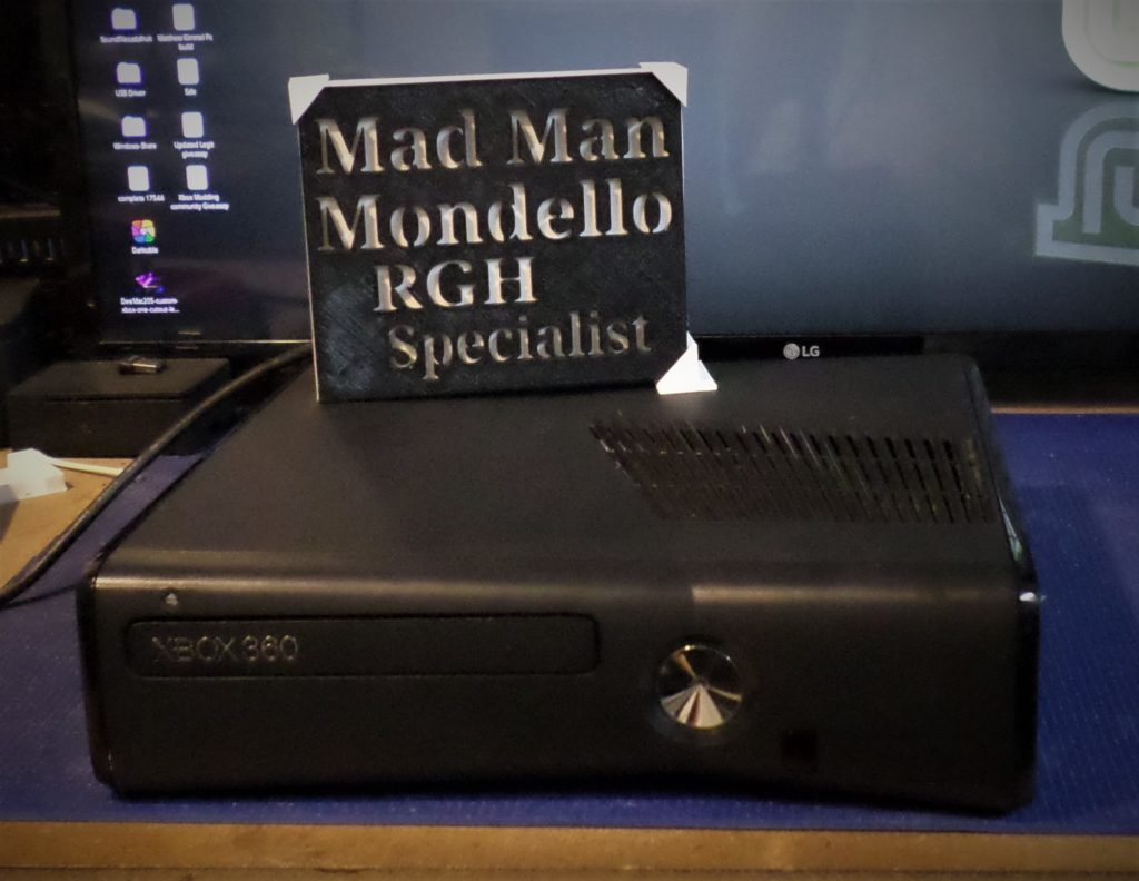 Xbox 360 Modded Rgh Console