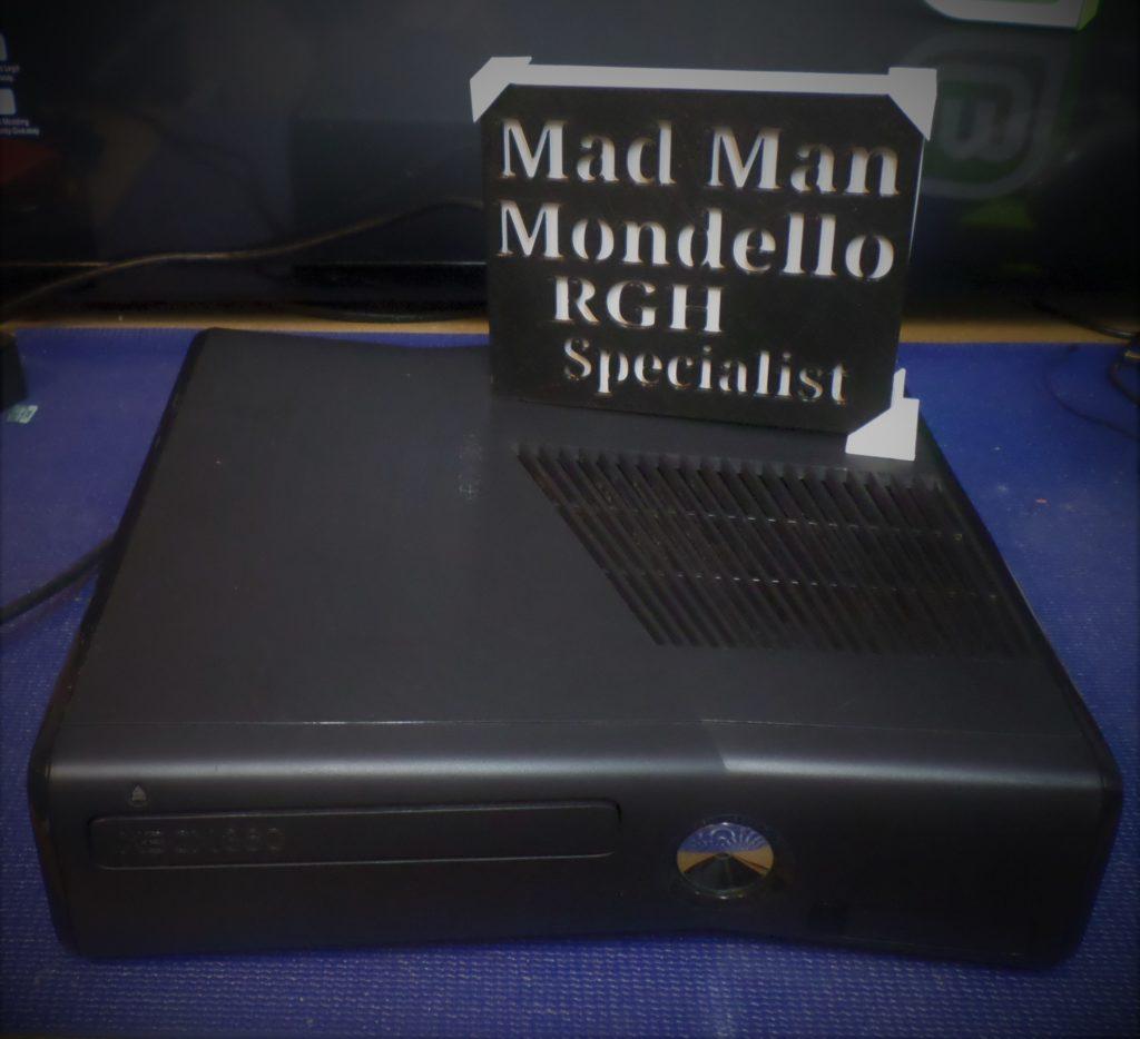 Xbox 360 Modified Rgh Console